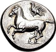 Stater - Hegesagoreos (Maroneia) – avers