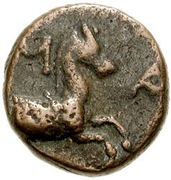 Bronze Æ11 (Maroneia) – avers