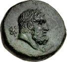 Bronze Æ22 (Maroneia) – avers