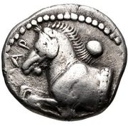Drachm (Maroneia) – avers