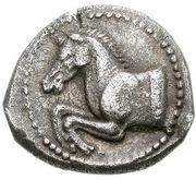 Didrachm (Maroneia) – avers