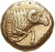 Stater (Maroneia) – avers