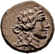 Bronze Æ 16 – avers