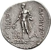 Tetradrachm (Maroneia) – revers