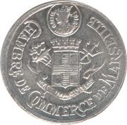 10 centimes - Chambre de Commerce - Marseille [13] – avers