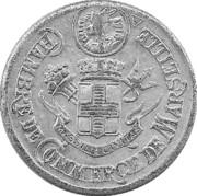 5 centimes - Chambre de Commerce - Marseille [13] – avers