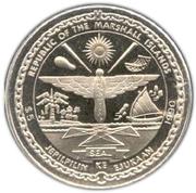 5 dollars (bataille d'Angleterre) – avers