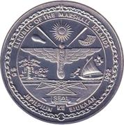 5 dollars (bataille de Corregidor) – avers