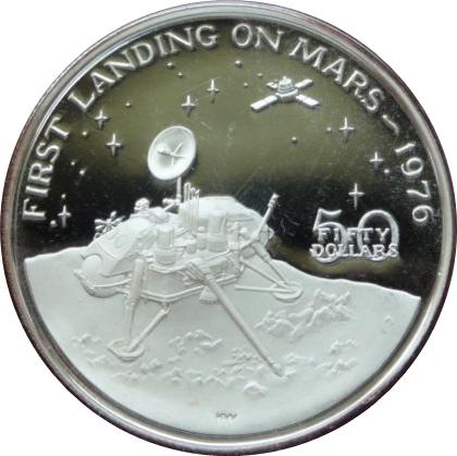 first mars landing 1976 - photo #24