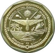 10 Dollars (F4U Corsair) -  avers