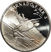 5 Dollars (Tornado F. MK 3 - Bomber) – revers