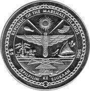 5 Dollars (Guerre du Pacifique) – avers