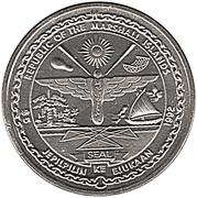 5 dollars (bataille de Midway) – avers