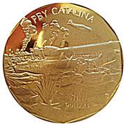 10 Dollars PBY CATALINA -  revers