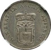 10 soldi -  Maria Beatrice – avers