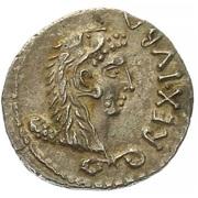 Denier - Juba II (Léonté ; Capricorne) – avers