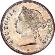 10 cents - Victoria – avers