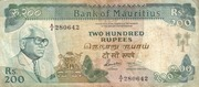 200 Rupees – avers