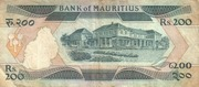 200 Rupees – revers