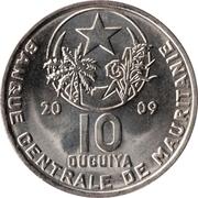 10 Ouguiya – avers