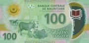 100 Ouguiya – revers