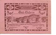20 Heller (Mautern) -  avers
