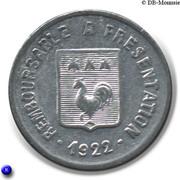 5 centimes - Etablissements ALQUIER Frères - Mazamet  [81] – avers