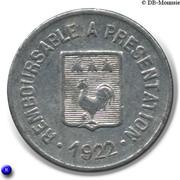 10 Centimes - Etablissements Alquier Frères - Mazamet [81] – avers