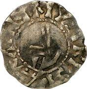 Denier - Gauthier Ier (1045-1082) – avers