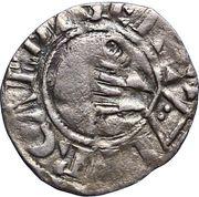 Denier - Bouchard (1120-1134) – avers