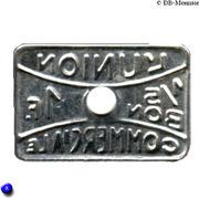 1 Franc (Bon pour) L'union Commerciale Meaux [77] – revers