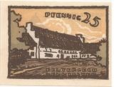 25 Pfennig (Neukloster) – revers