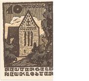 10 Pfennig (Neukloster) – avers
