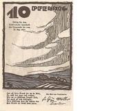 10 Pfennig (Neukloster) – revers