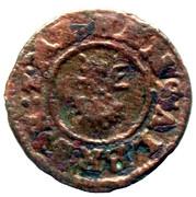 2 pfennig Johann Albrecht II – avers
