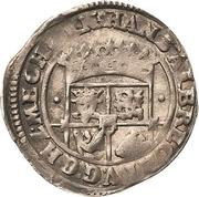 4 Schilling - Johann Albrecht II. – avers