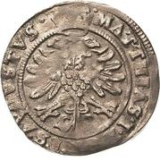 4 Schilling - Johann Albrecht II. – revers