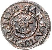 1 Pfennig - Johann Albrecht II. – avers