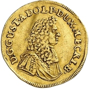 1 Ducat - Gustav Adolf – avers