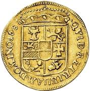 1 Ducat - Gustav Adolf – revers