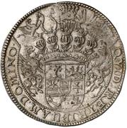1 Thaler - Gustav Adolph – revers