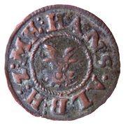 3 pfennig Johann Albrecht II – avers