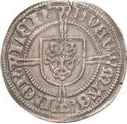 1 Sechsling - Magnus II & Balthasar – avers