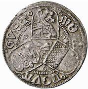 1 Doppelschilling - Magnus II & Balthasar – revers