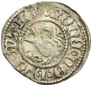 1 Dreiling - Albrecht VII der Schöne – revers