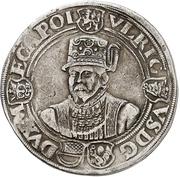 1 Taler - Ulrich III. – avers