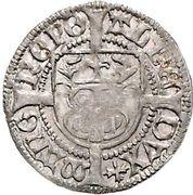 1 sechsling Albrecht VII. -  avers