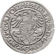 1 Groschen - Albrecht VII – avers