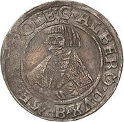 ¼ Guldengroschen - Albrecht VII. – avers