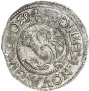 1 Dreiling - Albrecht VII. -  revers